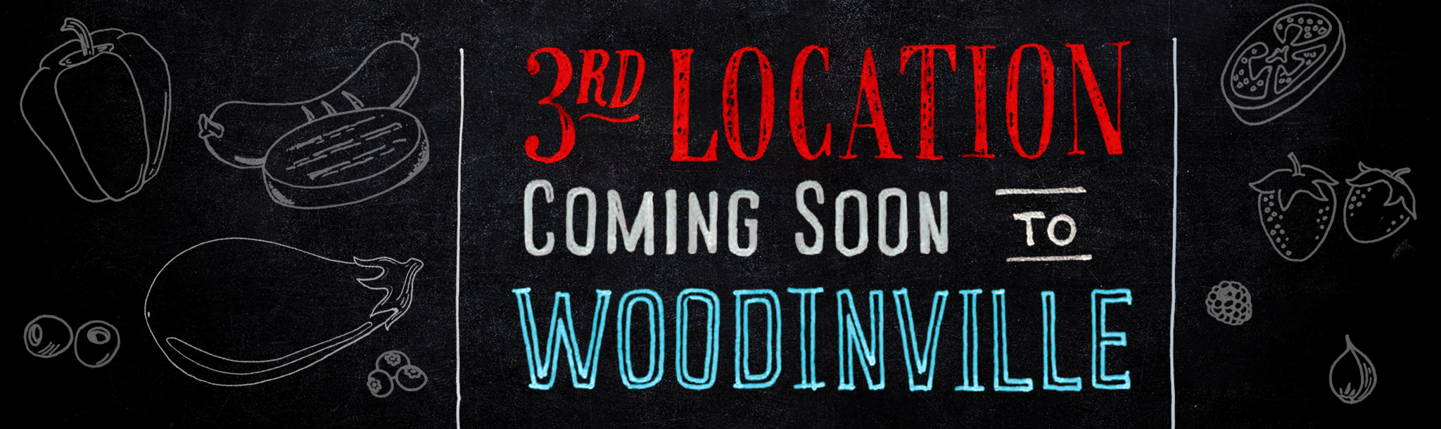 3rd location opening in woodinville